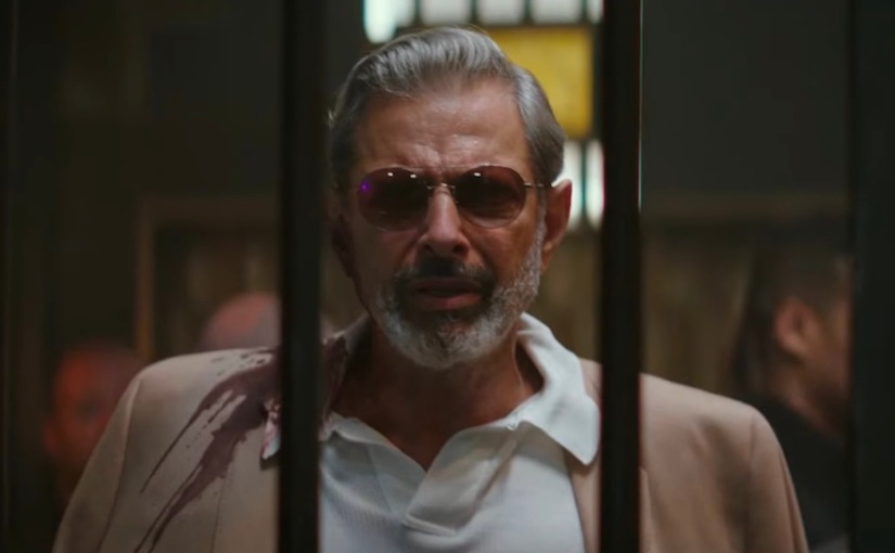 "CHECK OUT THE TRAILER FOR ""HOTEL ARTEMIS"""