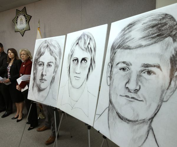 THE GOLDEN STATE KILLER: EX-COP ARRESTED AS SUSPECT IN SERIAL MURDER-RAPES. AS MANY AS 45 VICTIMS