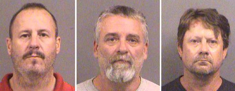 HOME-GROWN DOMESTIC TERRORISTS FOUND GUILTY IN PLOT TO BOMB MUSLIMREFUGEES