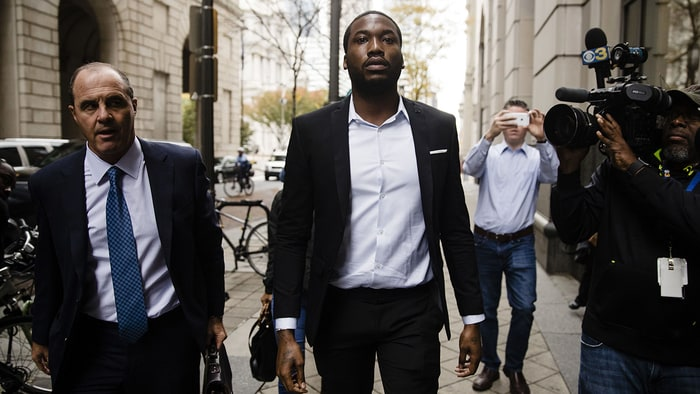 MEEK MILL TO BE RELEASED FROM CUSTODY TODAY