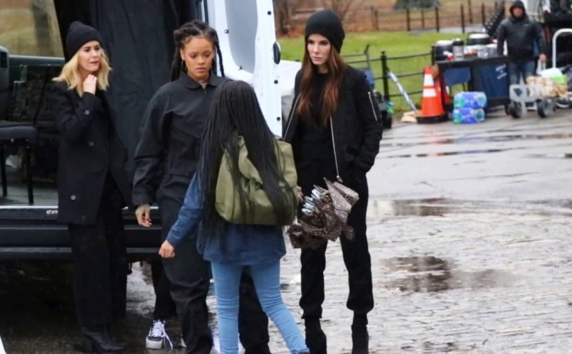"""CHECK OUT THE NEWEST TRAILER FOR """"OCEAN'S 8""""(VIDEO)"""