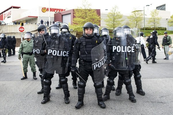 PITTSBURGH POLICE ANTICIPATING A ROBERT MUELLER FIRING AND PROTEST. ASKED TO WEAR RIOT GEAR TO WORK THURSDAY