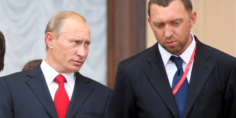 US IMPOSES SANCTIONS ON 7 RUSSIAN OLIGARCHS