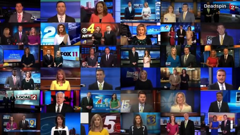 SINCLAIR BROADCASTING: THE DANGERS OF NOT BEING CAPABLE OF THINKING FORYOURSELF