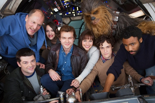 CHECK OUT THE TRAILER FOR SOLO: A STAR WARSSTORY