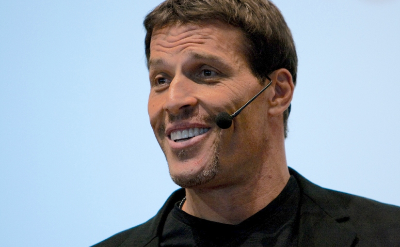 "LIFE COACH TONY ROBBINS IN HOT WATER AFTER COMMENTS ABOUT ""ME TOO"" MOVEMENT (VIDEO)"