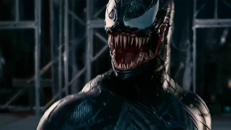 "CHECK OUT THE TRAILER FOR MARVEL'S  ""VENOM"" (VIDEO)"