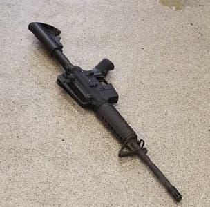 waffle house gun