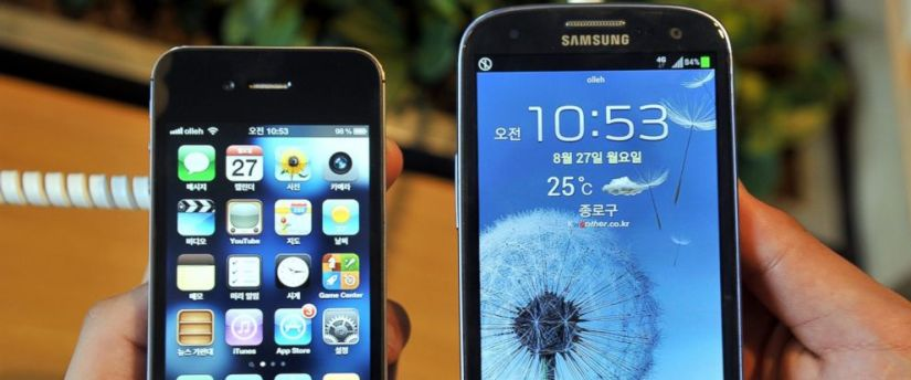 SAMSUNG ORDERED TO PAY APPLE $539 MILLION IN PATENT INFRINGEMENTCASE