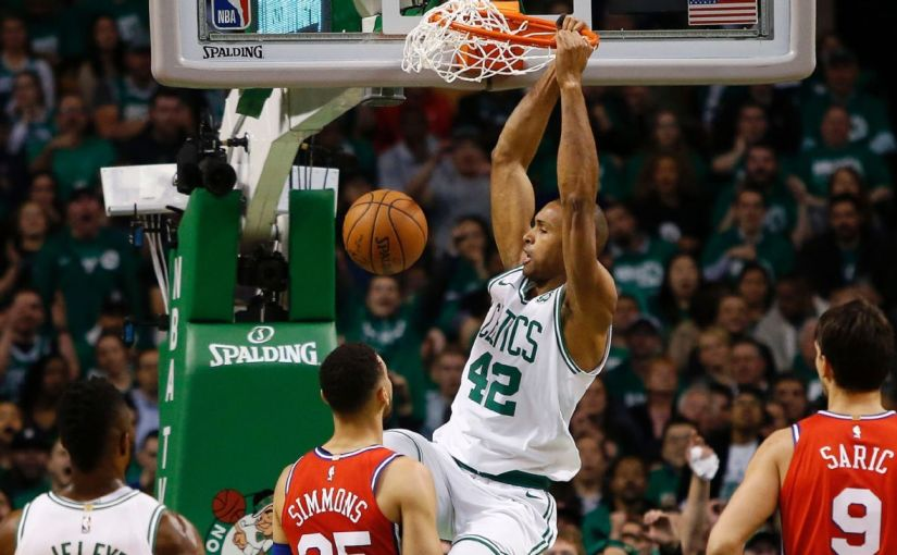 AL HORFORD, TERRY ROZIER AND JASON TATUM DROP 20 APIECE AS 76ERS LOSE GAME-1 VS. CELTICS (VIDEO)