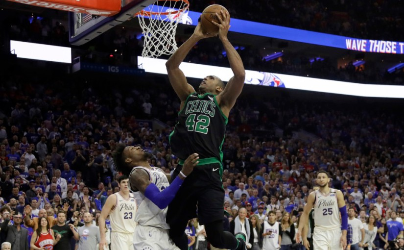 CELTICS TAKE GAME-3 IN PHILLY. LOOK TO SWEEP SERIES ON MONDAY (VIDEO)