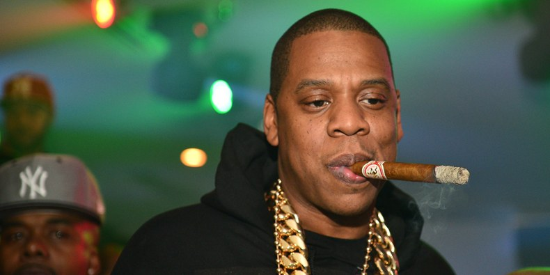 JAY-Z TARGET OF SEC PROBE. SUBPOENA ISSUED AFTER HE REFUSED TOCOOPERATE