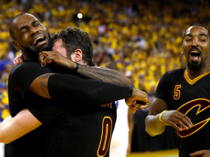 lbj ugly cry