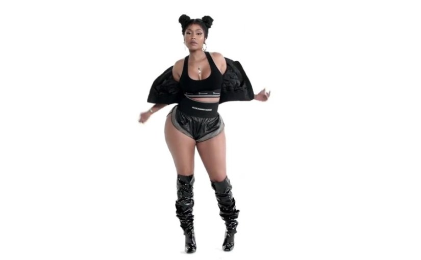 """CHECK OUT THE VIDEO FOR """"BARBIE TINGZ"""" BY NICKIMINAJ"""