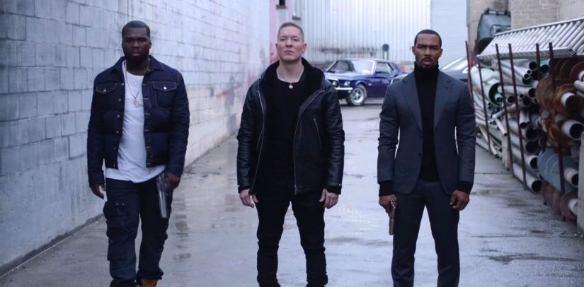 """CHECK OUT THE TRAILER FOR SEASON 5 OF """"POWER"""""""