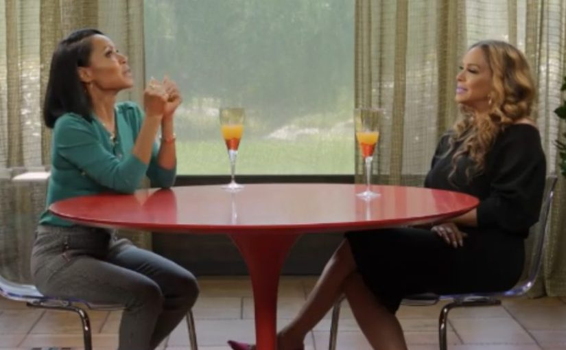 "CHECK OUT THE PREMIERE EPISODE OF JADA PINKETT SMITH'S NEW SHOW STREAMING ON FACEBOOK ""RED TABLE TALK"" (VIDEO)"