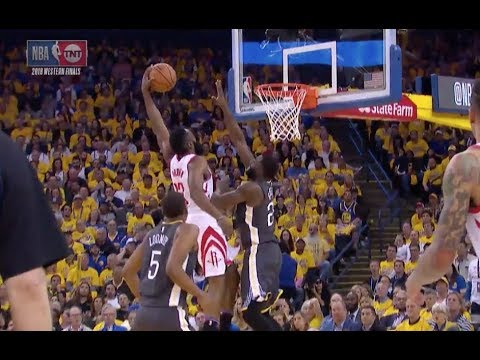 rockets warriors game 4