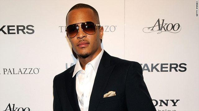 T.I. ARRESTED AFTER BEING REFUSED ENTRY INTO THE GATED COMMUNITY HE LIVES IN