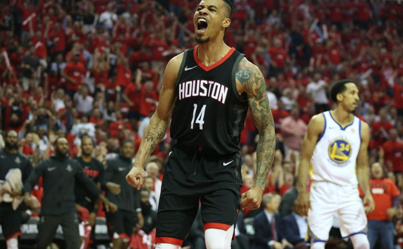ROCKETS BOUNCE BACK NICELY AND TAKE GAME-2 OF WESTERN CONFERENCE FINALS 127-105