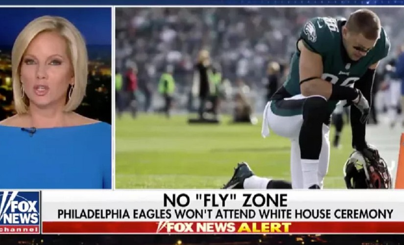 "TRUMP HITMEN, FOX NEWS CARRIES OUT ""HIT JOB"" ON PHILADELPHIA EAGLES"
