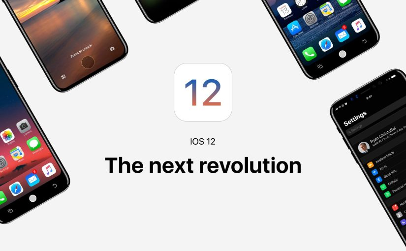 APPLE'S iOS 12 TO FEATURE GROUP FACETIME AND A HOST OF OTHER FEATURES
