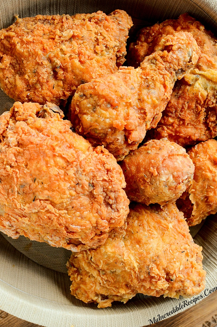 KFC IN THE PROCESS OF ROLLING OUT VEGETARIAN FRIED CHICKEN