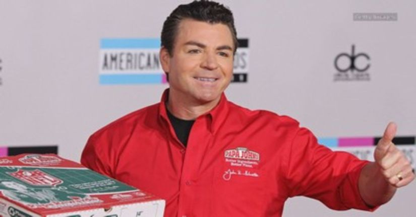 PAPA JOHN'S FOUNDER ALLEGEDLY USED RACIAL SLUR DURING CONFERENCE CALL