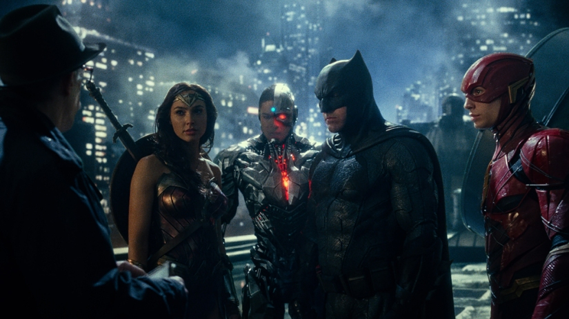 """CHECK OUT THE TRAILER FOR """"THE JUSTICE LEAGUE""""(VIDEO)"""