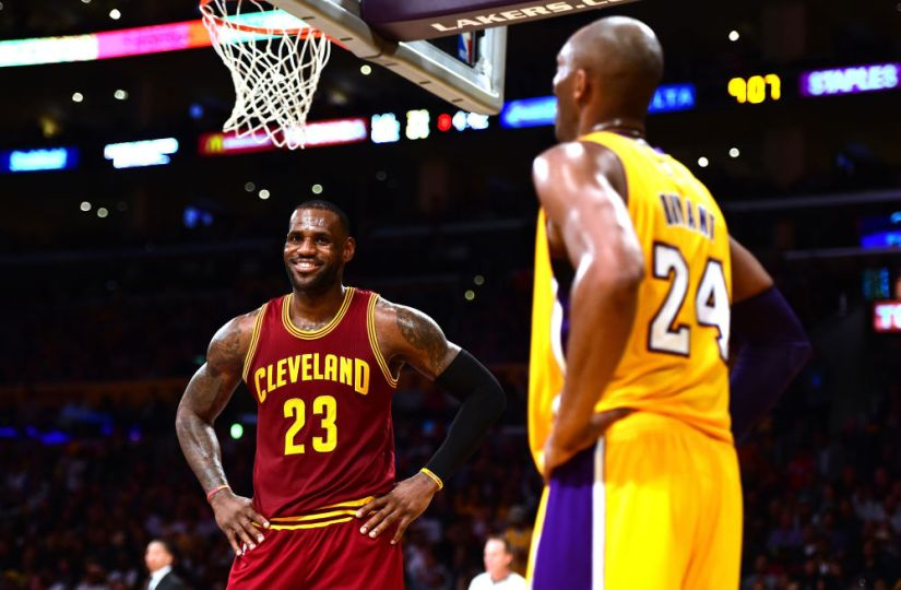 LEBRON JAMES REPORTEDLY SIGNS 4-YEAR $154 MILLION DEAL WITH LAKERS