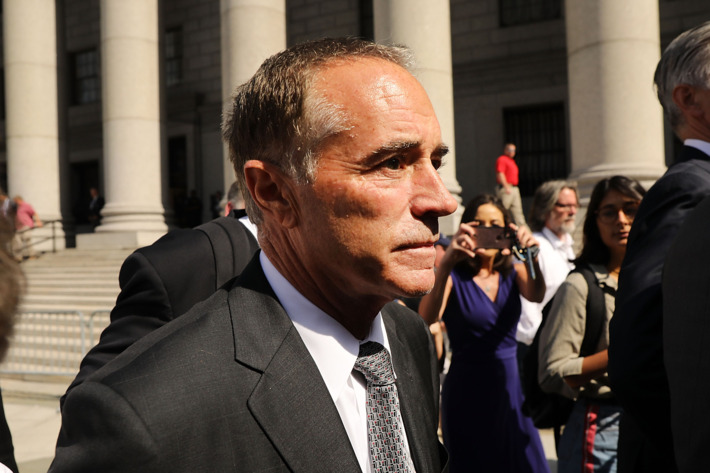 REPUBLICAN CONGRESSMAN CHRIS COLLINS CALLS OFF RE-ELECTION BID AFTER ARREST ON INSIDER TRADING CHARGES
