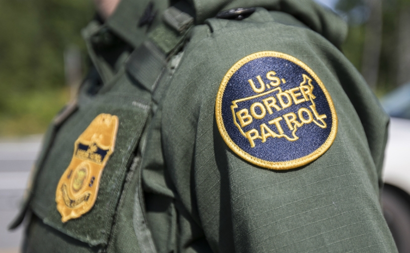 U.S. BORDER PATROL AGENT SUSPECTED IN KILLING OF FOUR AND KIDNAPPING OF ANOTHER