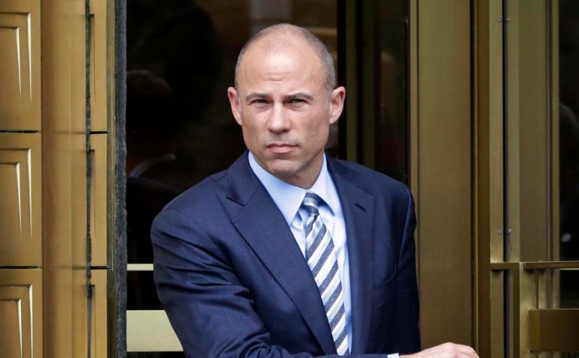 MICHAEL AVENATTI CHARGED IN PLOT TO EXTORT $20 MILLION FROMNIKE