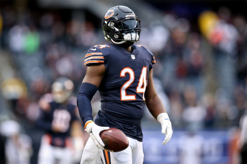 EAGLES PICKUP RB JORDAN HOWARD FROM BEARS