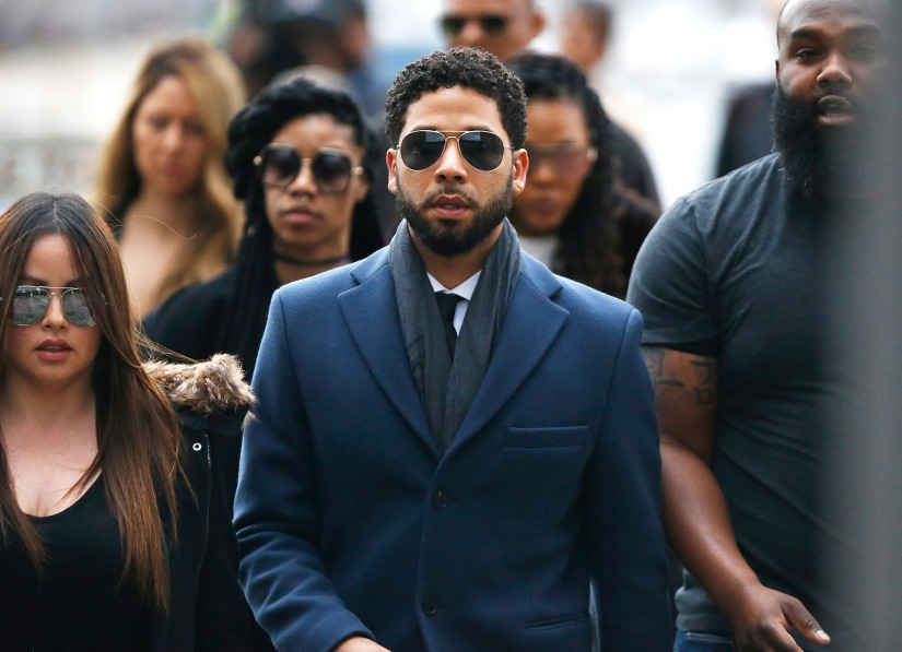 CHICAGO PROSECUTORS DROP ALL CHARGES AGAINST JUSSIE SMOLLET