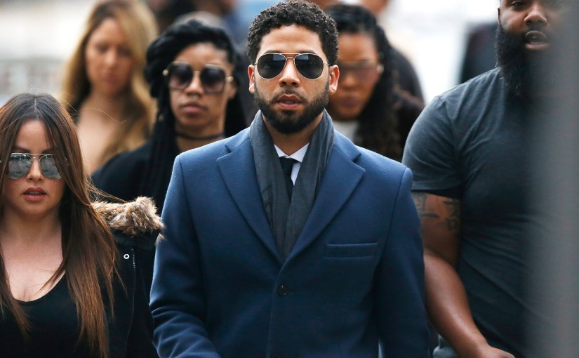 CHICAGO PROSECUTORS DROP ALL CHARGES AGAINST JUSSIESMOLLET