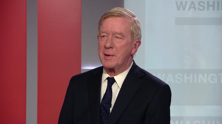 BILL WELD STEPS UP TO BECOME THE FIRST REPUBLICAN TO CHALLENGE TRUMP IN 2020 PRIMARY (VIDEO)