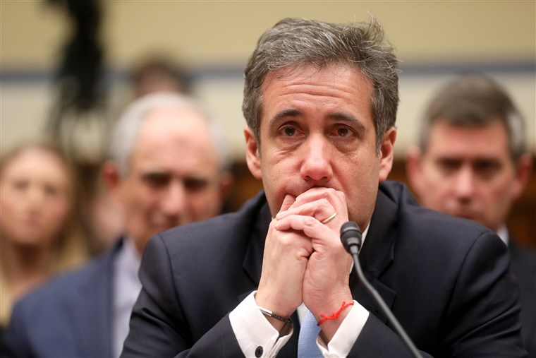 MICHAEL COHEN SET TO HEAD TO FCI OTISVILLE WHEN HE REPORTS TO PRISON ON MAY 6