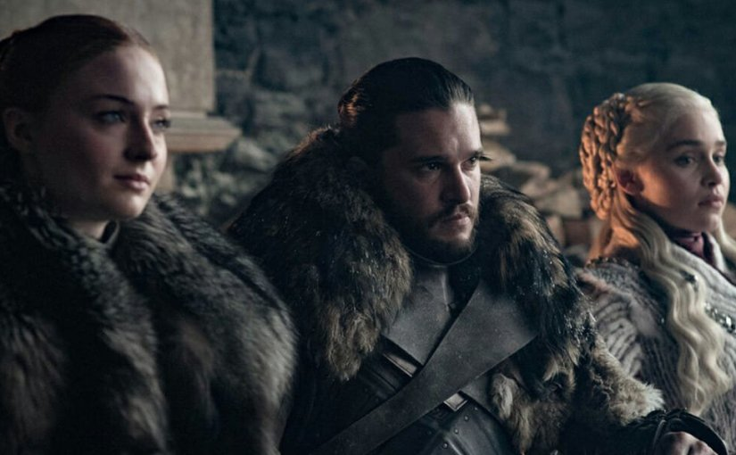 MY REVIEW OF GAME OF THRONES SEASON 8 EPISODE 2