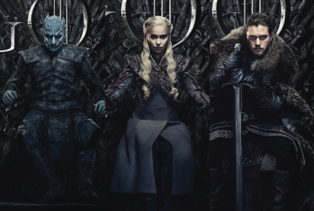 CHECK OUT THE LATEST TEASER/TRAILER FOR GAME OF THRONES