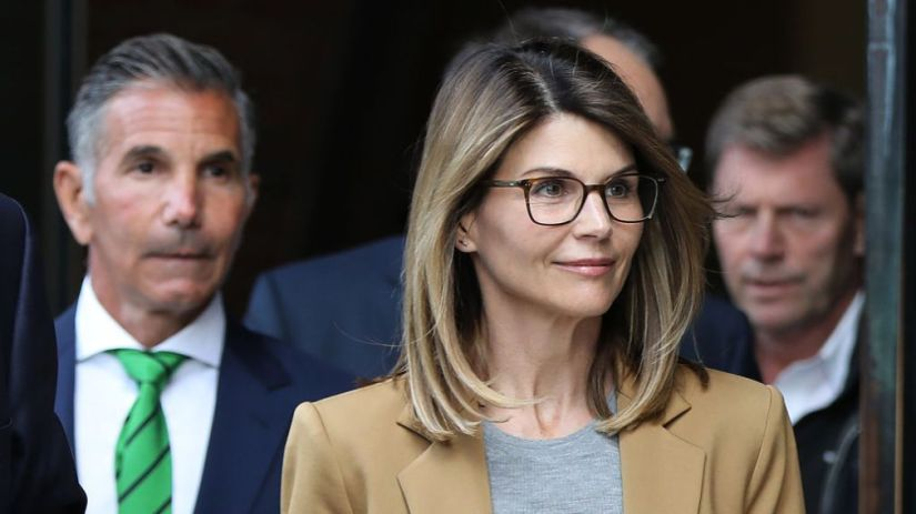 LORI LOUGHLIN AND HUSBAND SLAPPED WITH NEW MONEY LAUNDERING CHARGES