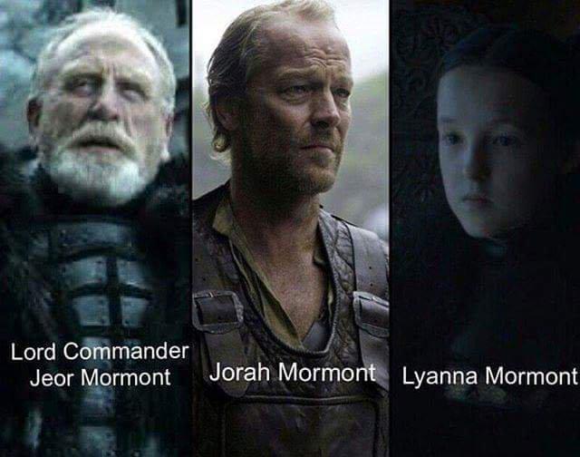 mormonts