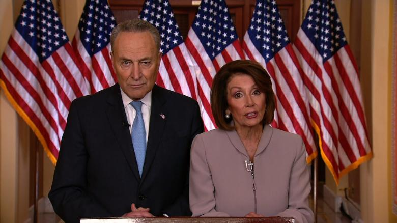 CHUCK SCHUMER & NANCY PELOSI CALL FOR ROBERT MUELLER TO TESTIFY BEFORE CONGRESS