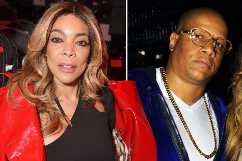 WENDY WILLIAMS FILES FOR DIVORCE FROM HUSBAND