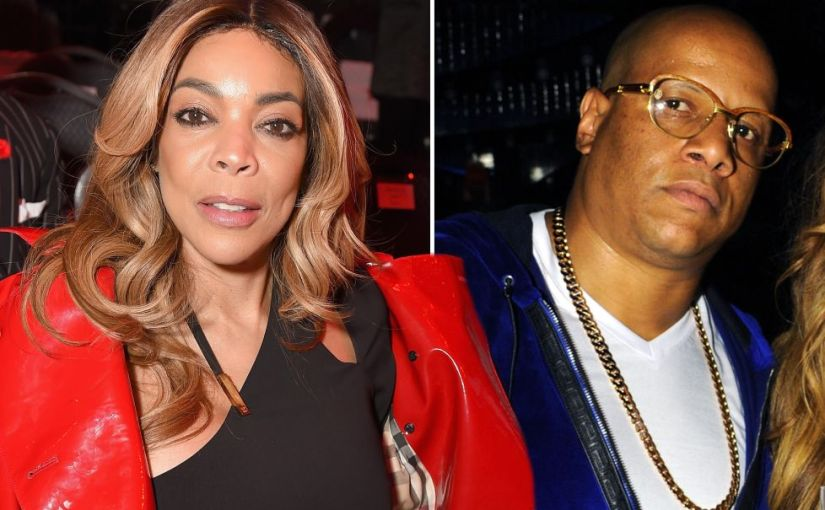 WENDY WILLIAMS FILES FOR DIVORCE FROMHUSBAND