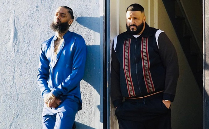 "CHECK OUT ""HIGHER"" BY DJ KHALED FT. NIPSEY HUSSLE & JOHN LEGEND (VIDEO)"