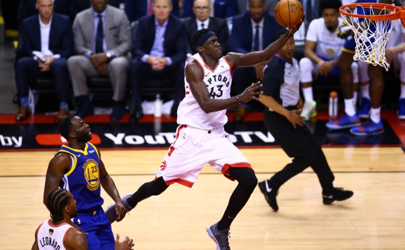 RAPTORS TAKE GAME-1 OF NBA FINALS118-109