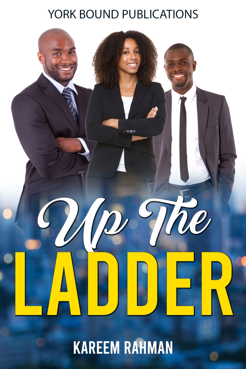 UP THE LADDER BY KAREEM RAHMAN (EXTENDED PREVIEW)