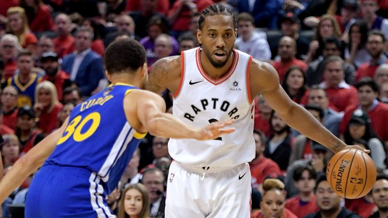 """BOARD-MAN GETS PAID!"" KAWHI LEONARD DROPS 30 AS RAPS TAKE GAME-3 IN OAKLAND 123-109"